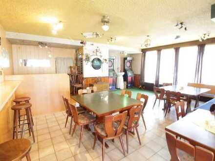 Gaststätte mit Inventar, Stellplätzen, Garage sowie Spiel-und Dartautomaten - virtuelle Besichtigung