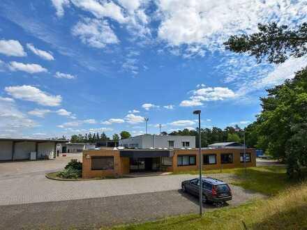 Celle: Gewerbepark mit diversen Hallen