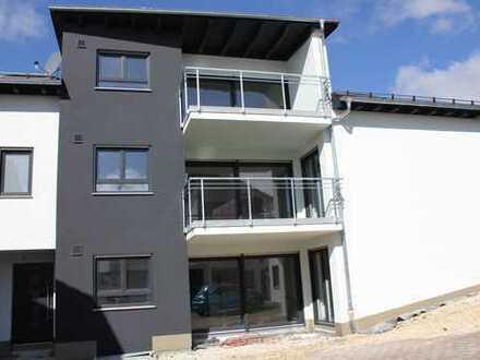 Weilheim: Exclusive Neubauwohnung in der Stadtmitte.