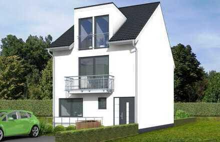 *Ein schickes Reihenmittelhaus als Zweifamilienhaus inklusive Wohnkeller und Balkon*