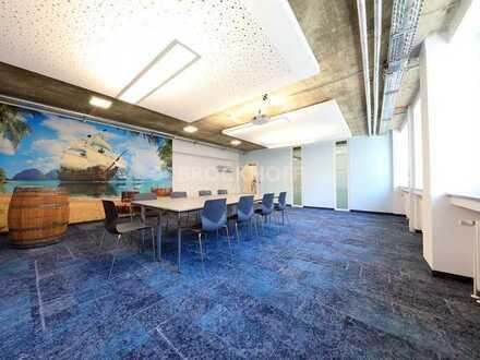 Karibik-Haus beim Bermuda3eck | moderne Büroflächen für kreative Köpfe | 15 m² - 100 m²