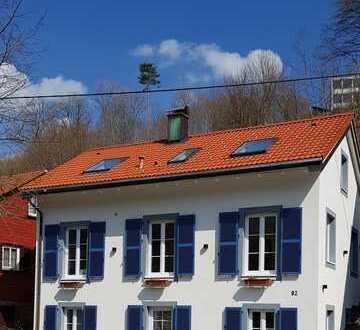 Schmuckstück! Hochwertig saniertes Einfamilienhaus in Alpirsbach