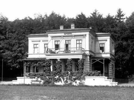 """Die """"Villa Sporn"""" in Heiligendamm"""