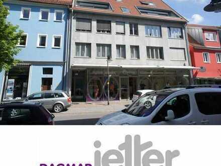 Schicke 3,5-Zimmer-Maisonette-Wohnung direkt im Stadtzentrum!
