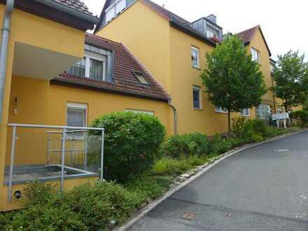 2-Zimmer-Wohnung mit TG-PKW-Stellplatz*Grüne Umgebung