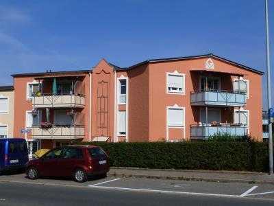 Helle und freundliche Erdgeschosswohnung in bevorzugter Wohnlage!