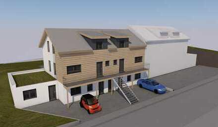 Attraktive Doppelhaushälfte in ruhiger Lage mit Garten und Stellplätze in Büdingen/Ortsteil