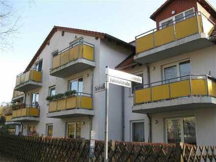 3 Zimmer Wohnung in der Thyrower Bahnhofstraße
