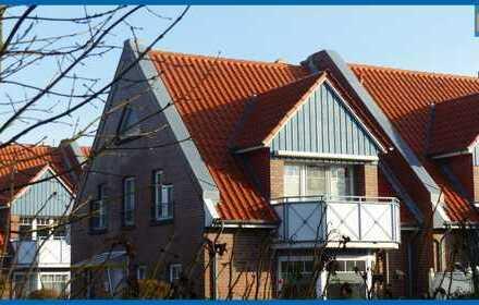Sehr gepflegte, geräumige Eigentumswohnung mit Balkon in Südwestlage