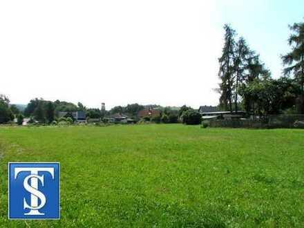 17/14 - Schönes erschlossenes Baugrundstück für EFH - auch teilbar - in Plauen (Stöckigt)