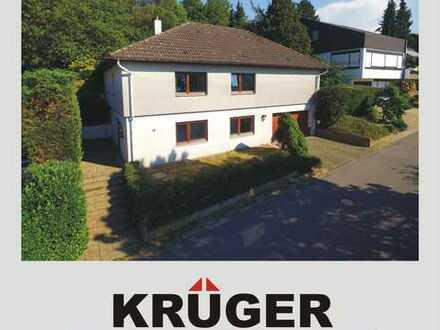 tolles Einfamilienhaus auf großzügigem Grundstück in ruhiger Ortsrand-Hanglage von KA-Stupferich