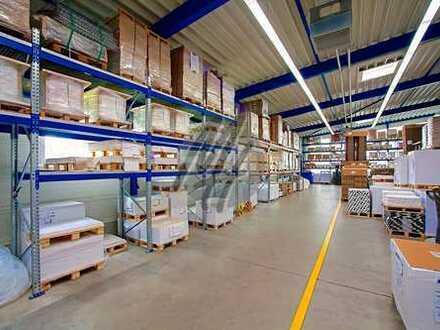 KEINE PROVISION ✓ VIELSEITIG NUTZBAR ✓ Lager-/Service-/Büroflächen (4.200 m²) zu vermieten