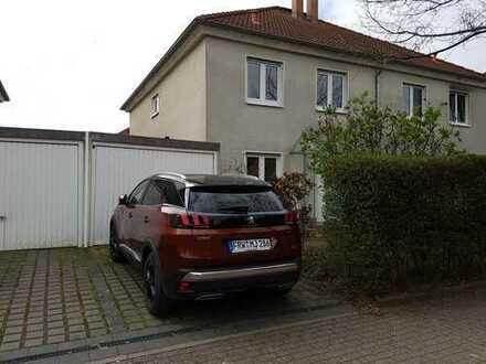 Wohnen im Grünen - Doppelhaushälfte in Schöneiche bei Berlin