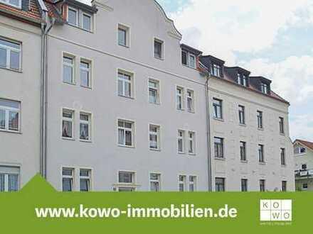 Für Anleger oder Selbstnutzer - 1-Raumwohnung mit Balkon und eigenem Garten-Anteil!