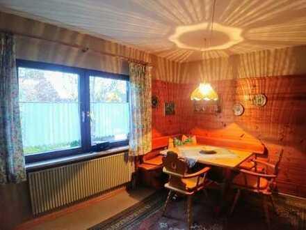 Möblierte 2-Zimmer-Wohnung mit Einbauküche in Niedersonthofen