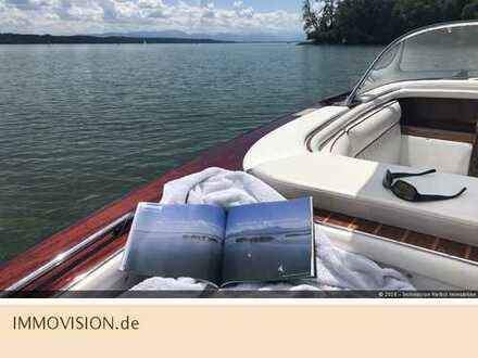 SEEUFER-VILLA, Ostufer Starnberger See