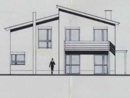 Exklusiv (provisionsfrei!!) modernes, freistehendes Einfamilienhaus in Elchesheim-Illingen