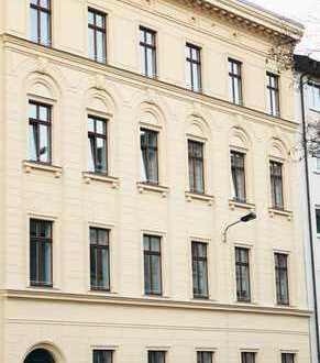 4-Zimmer Wohnung ERSTBEZUG, hochwertig saniert, mit Südbalkon in Zentrum-Süd/Südvorstadt!*WE 06