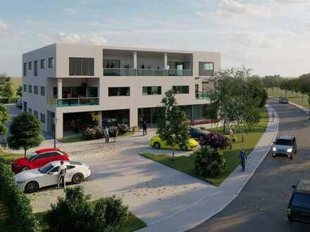 Neubau Erstbezug: Ca. 250 m² moderne Bürofläche im Gewerbegebiet Achalaich