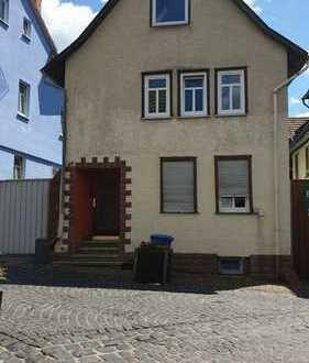 Altstadthaus ohne Garten mit sechs Zimmern in Main-Kinzig-Kreis, Steinau an der Straße
