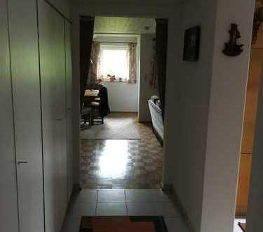 2-Zimmer-DG-Wohnung mit Balkon und EBK in Oberstaufen