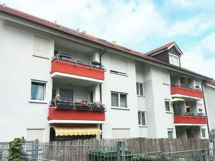 Vermietete 1-Zimmer-Eigentumswohnung