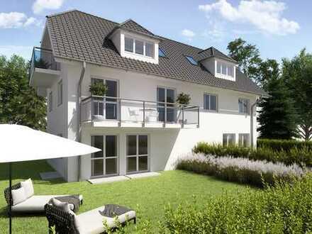 Attraktives Neubauprojekt - 3 DHH auf real geteilten Grundstücken in Fasangarten