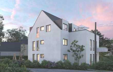 NEUBAU! Die perfekte Familien Wohnung mit riesigem Garten und TG- Stellplatz, unweit von Frankfurt