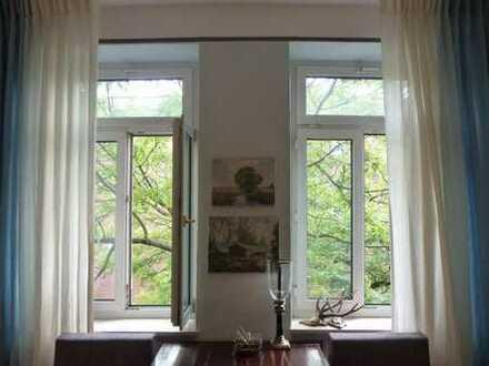 schön möbliertes WG Zimmer in luxuriöser 5 Zimmer Wohnung Bestlage Zentrum - Lehel ab 15. Novembe