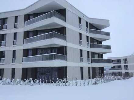 4-Raum-Wohnung mit Terrasse!