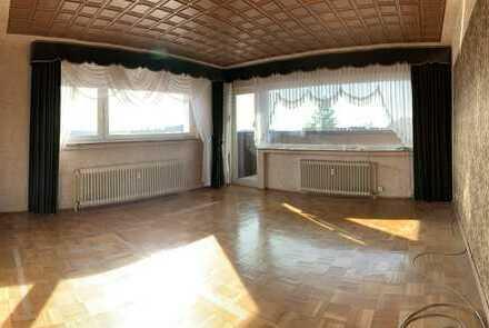 Lichtdurchflutete 3 Zimmer Wohnung mit herrlichem Blick über Lüdenscheid