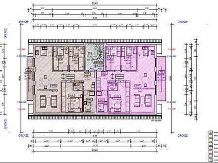 NEUBAU! Klasse Dachgeschoss-ETW in 6-FH