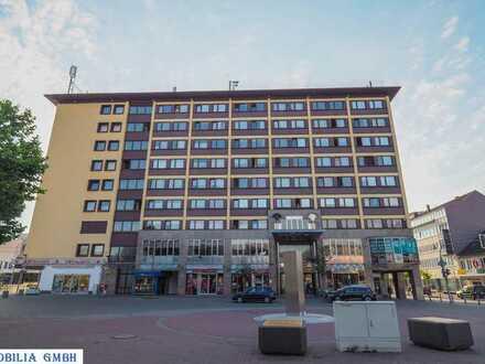 NK-City - 3 ZKB-Wohnung mit schöner Aussicht und Balkon / barrierefrei !