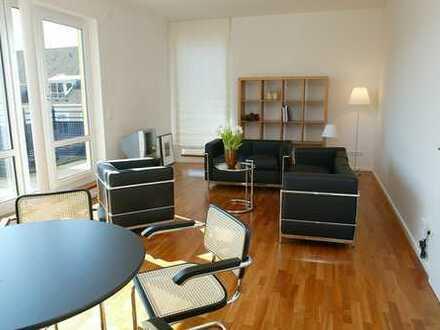 Penthousewohnung 90 m² mit hochwertiger Ausstattung, 2 Zimmer, 1.185 €