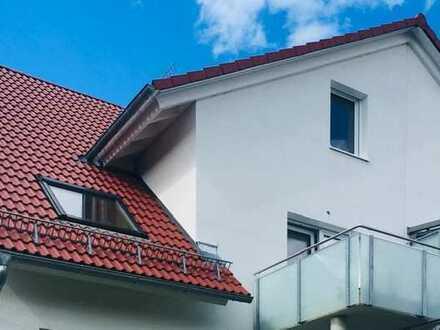Neuwertige Wohnung mit vier Zimmern und Balkon in Oberhausen