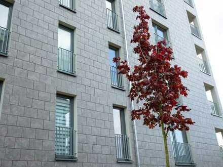 Einfach perfekt: Moderne 2- Zimmer- Neubauwohnung mit EBK und Loggia! ERSTBEZUG!