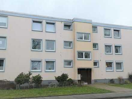 schön geschnittene 3-Zimmer-Wohnung mit Südbalkon und Garage in Blockdiek