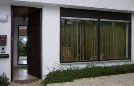 Modernisierte 1-Zi-Einliegerwohnung, teilmöbliert mit Du/WC für Pendler in Gerlingen