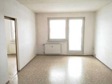 Tolle 2-Raum Wohnung mit Balkon und Weitblick zum Wohlfühlen!