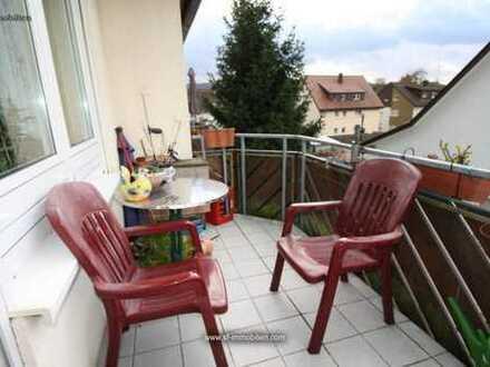Gute Kapitalanlage 1-Zimmer-Wohnung mit Balkon