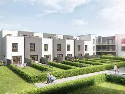 Grün und zentral wohnen in Teltow- 4 Zimmer Maisonette Familienwohnung- Quartier am Kirchpark