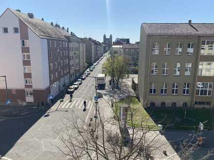 2-Zimmer Wohnung mit Weitblick im Nibelungenviertel