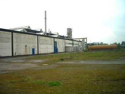Große, zentrale Lagerhalle auf dem ehem. Siemens Gelände in Wesel zu vermieten
