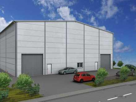 Produktions und Lagerhalle in Lechhausen nähe A8 / 2.750.000.- €
