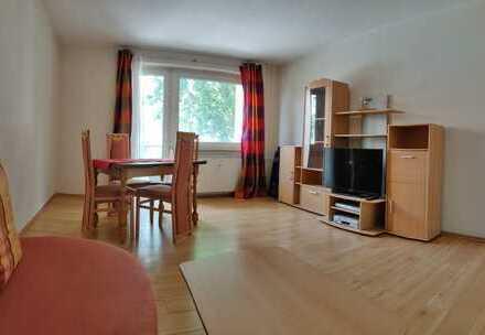 Sanierte 3-Zimmer-Wohnung mit Balkon und EBK in Bad Homburg