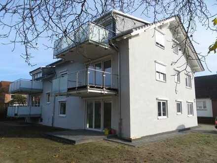 Wendeburg - Erstbezug - 3-Zimmerwohnung im 1. Obergeschoss mit West-Balkon