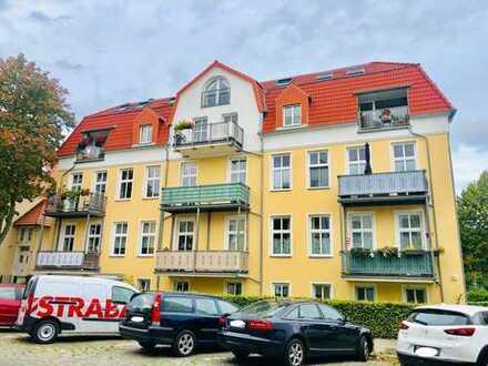 3-Raum Eigentumswohnung im Bahnhofsviertel mit Laminat, Vollbad, Gäste-WC, Balkon und Fahrstuhl..!!!