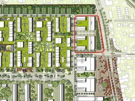 York-Quartier Münster   Baufeld A2   Konzeptvergabe Wohnen und Arbeiten