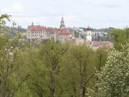 Erstbezug nach Sanierung: 4-Zimmer-Wohnung mit Schlossblick in Sigmaringen