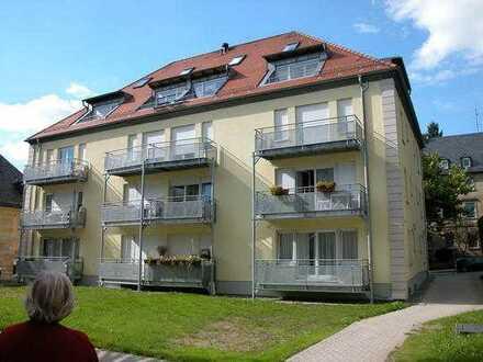 **Große 1-Zimmer-Wohnung mit Süd-Balkon**